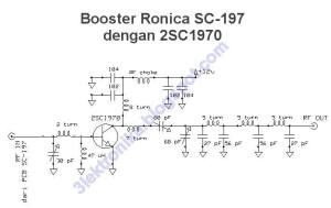 booster ronica sc197
